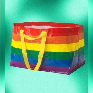 10 Limited Edition IKEA KVANTING Rainbow Pride Bag